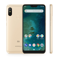 Смартфон Xiaomi Mi A2 Lite 3/32Gb Global (Цвет: Gold)