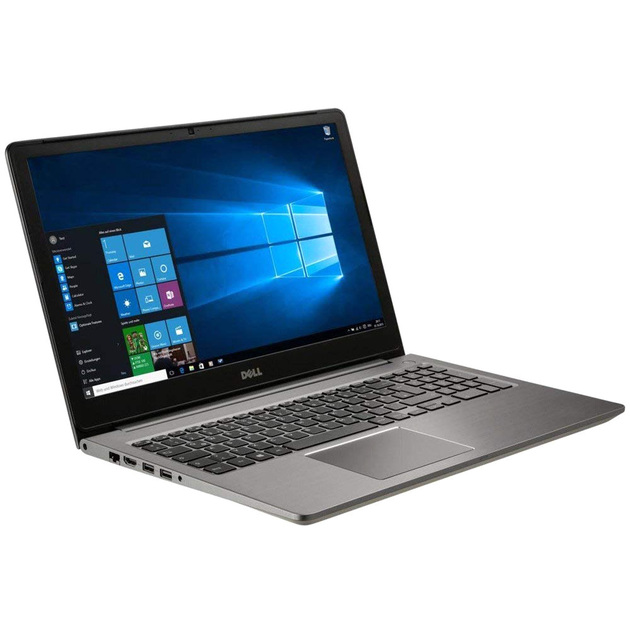 Ноутбук Dell Vostro 5590 15.6(1920x1080 WVA)/Intel Core i5 10210U(1.6Ghz)/8192MB/SSD M.2 PCIe 128 GB+HDD 1000GB/noDVD/Ext:nVidia GeForce MX230(2048Mb)/Cam/BT/WiFi/42WHr/war 1y/1.82kg/Ice grey/W10Pro + USB-C