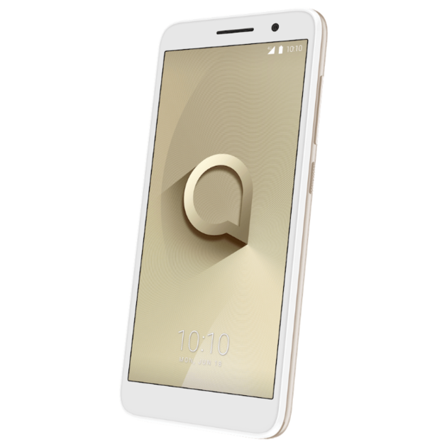 Смартфон Alcatel 1 5033D 8Gb (Цвет: Gold)