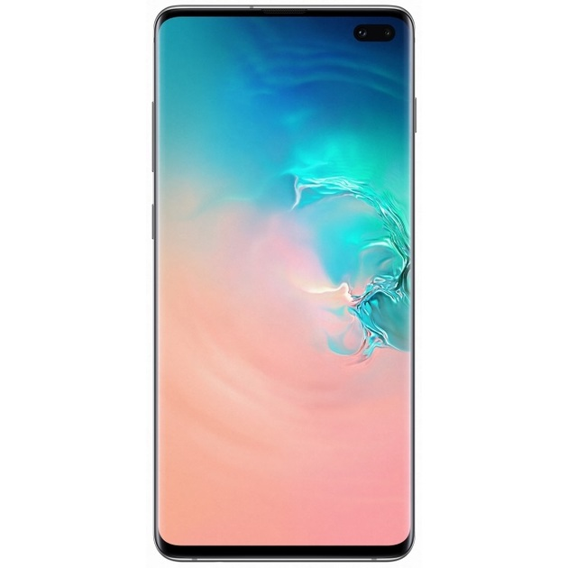 Смартфон Samsung Galaxy S10+ 8/128Gb (Цвет: Prism White)
