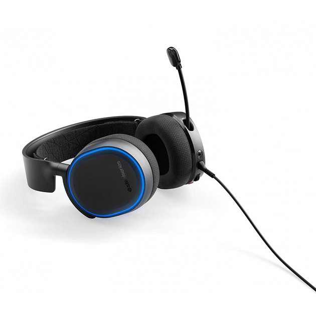 Гарнитура Steelseries Arctis 5 (2019 Edition) (Цвет: Black)