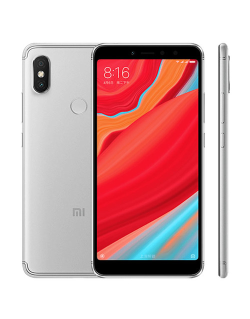 Смартфон Xiaomi Redmi S2 3/32Gb Global (Цвет: Dark Gray)