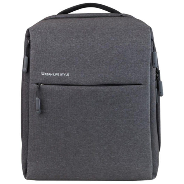 Рюкзак Xiaomi Mi City Backpack 15.6 (Цвет: Dark Gray)