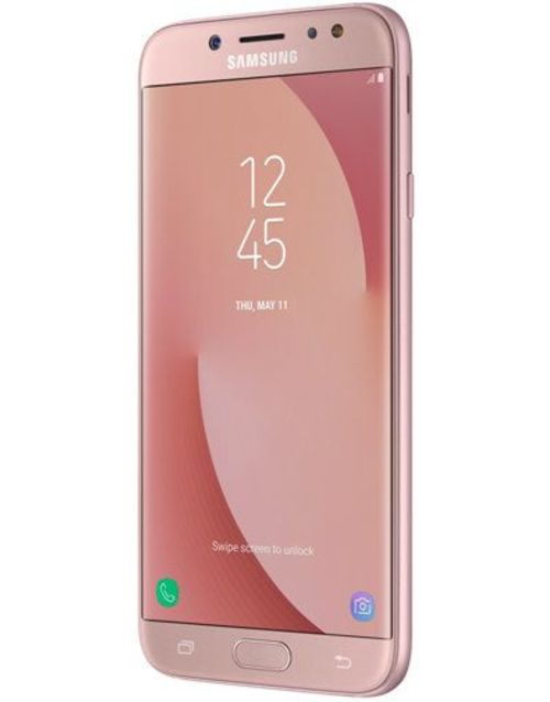 Смартфон Samsung Galaxy J7 (2017) SM-J730FM/DS 16Gb (Цвет: Pink)