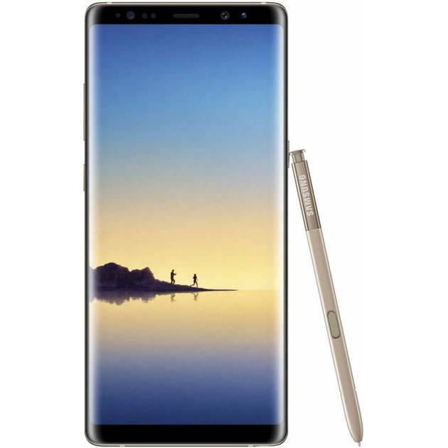 Смартфон Samsung Galaxy Note 8 SM-N950F/DS 64Gb (Цвет: Maple Gold)