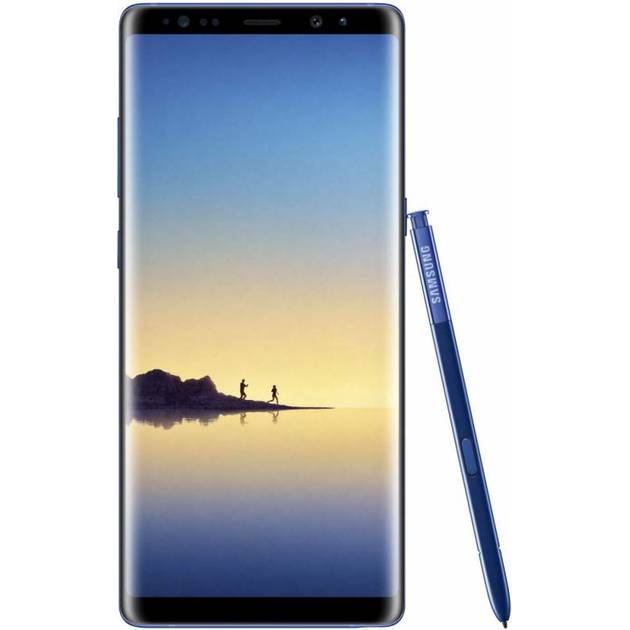 Смартфон Samsung Galaxy Note 8 SM-N950F/DS 64Gb (Цвет: Deep Sea Blue)