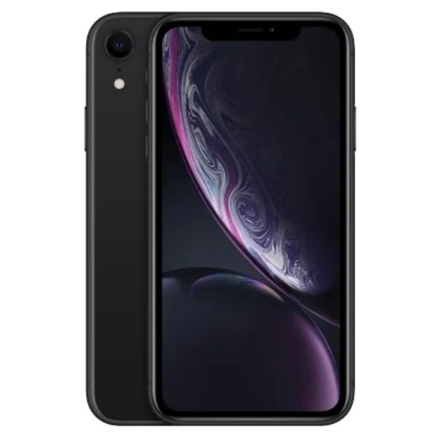 Смартфон Apple iPhone Xr 64Gb MH6M3RU/A (Цвет: Black)