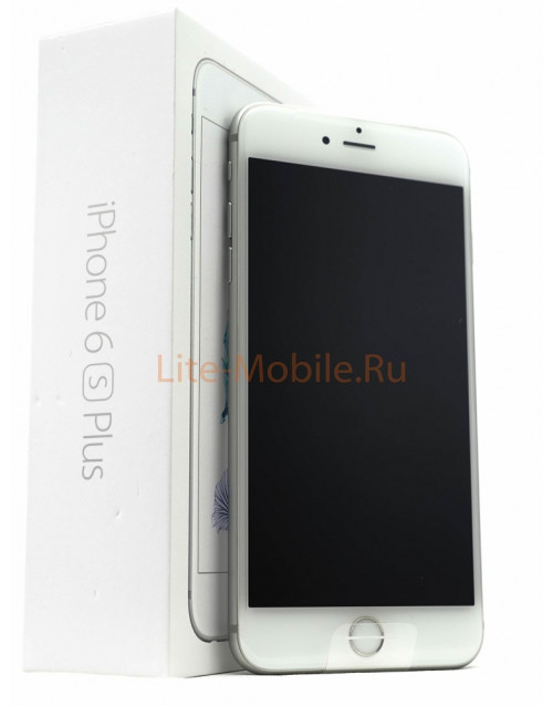 Смартфон Apple iPhone 6s Plus 32Gb (Цвет: Silver) EU
