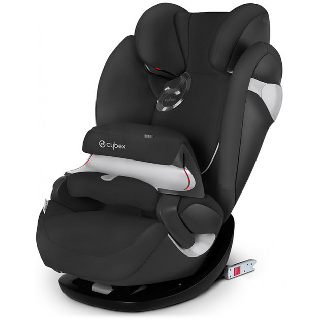 Автокресло Cybex Pallas M-Fix (Цвет: Happy Black-Black)