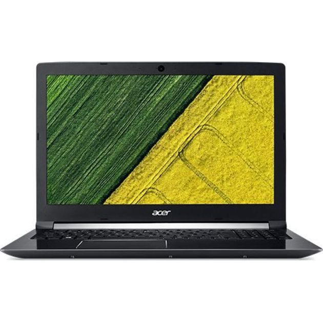 Ноутбук Acer Aspire A717-71G-74LB Core i7 7700HQ/8Gb/1Tb/SSD128Gb/nVidia GeForce GTX 1050 2Gb/17.3