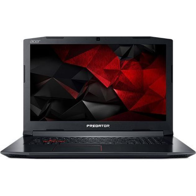 Ноутбук Acer Predator Helios 300 PH317-52-72LX Core i7 8750H/16Gb/1Tb/SSD128Gb/nVidia GeForce GTX 1060 6Gb/17.3
