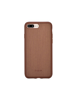 Чехол-накладка Devia Jelly Slim England Case для смартфона iPhone 7 Plus/8 Plus (Цвет: Brown)