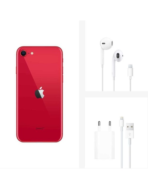 Смартфон Apple iPhone SE (2020) 64Gb MX9U2RU / A (Цвет: Red)