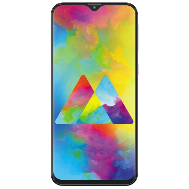 Смартфон Samsung Galaxy M20 (2019) 4/64Gb (Цвет: Black)