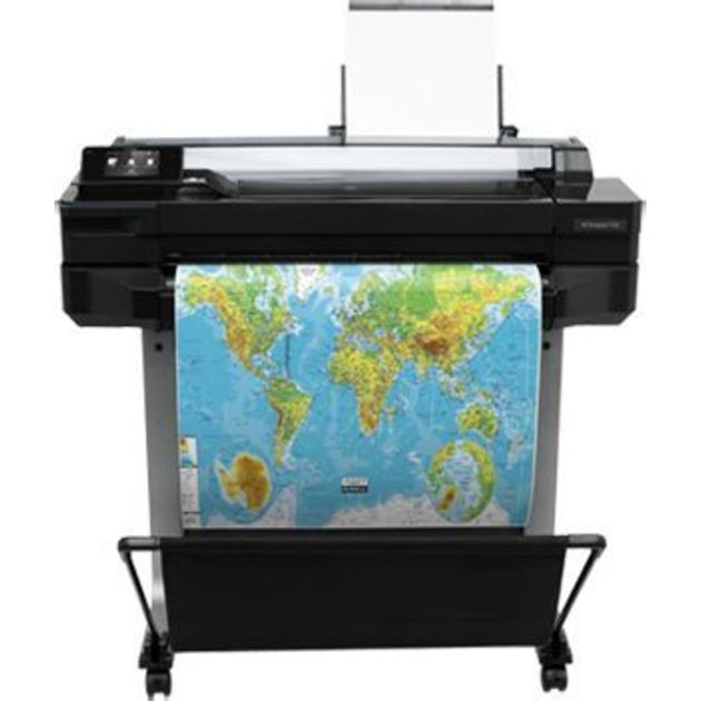 Плоттер HP Designjet T520 e-Printer 2018ed (CQ890C) A1/24