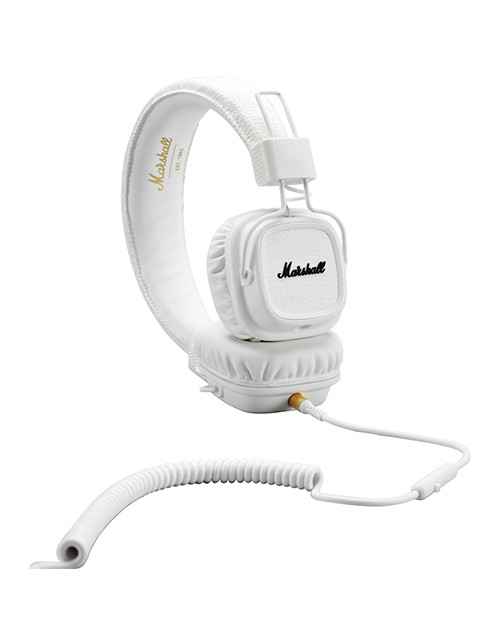 Наушники Marshall Major II (Цвет: White)