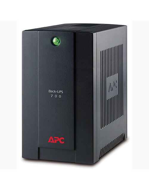 Интерактивный ИБП APC by Schneider Electric Back-UPS BX700UI