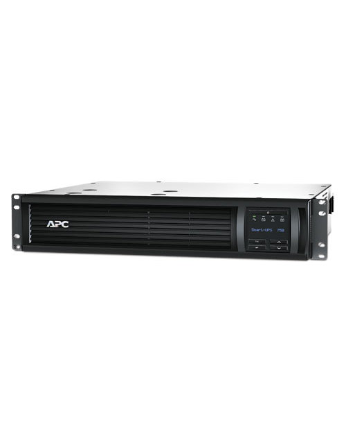 Интерактивный ИБП APC by Schneider Electric Smart-UPS SMT750RMI2UNC