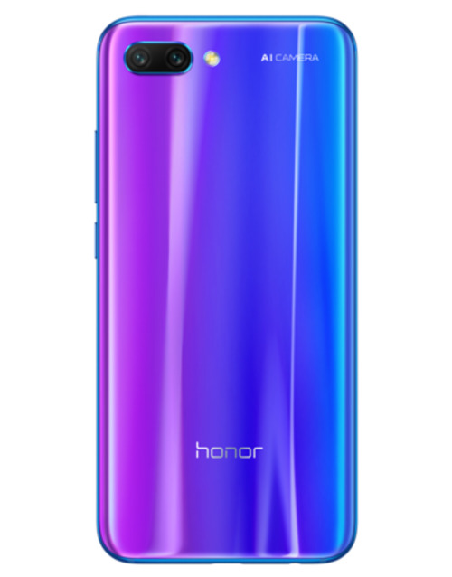 Смартфон Honor 10 4/128Gb (Цвет: Phantom Blue)
