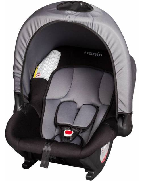 Автокресло Nania Baby Ride ECO (Цвет: Rock Grey)