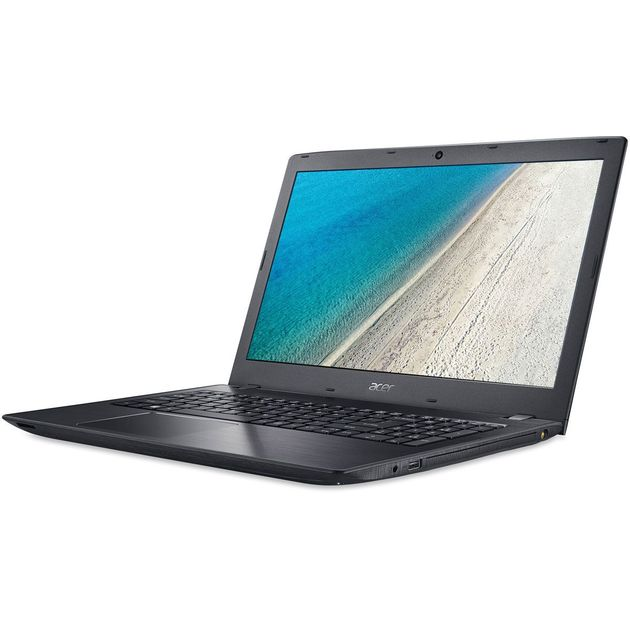 Ноутбук Acer TMP259-MG-32MG TravelMate  15.6'' FHD(1920x1080) nonGLARE/Intel Core i3-6006U 2.00GHz Dual/4GB/500GB/NVIDIA GeForce 940MX 2GB/WiFi/BT4.0/1.3MP/SD/4cell/2.23kg/Linux/1Y/BLACK