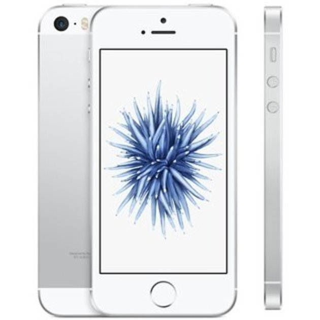Смартфон Apple iPhone SE 128Gb MP872RU/A (Цвет: Silver)