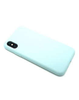 Накладка Devia Nature case Silicon Case iPhone X/XS (Цвет: Green)