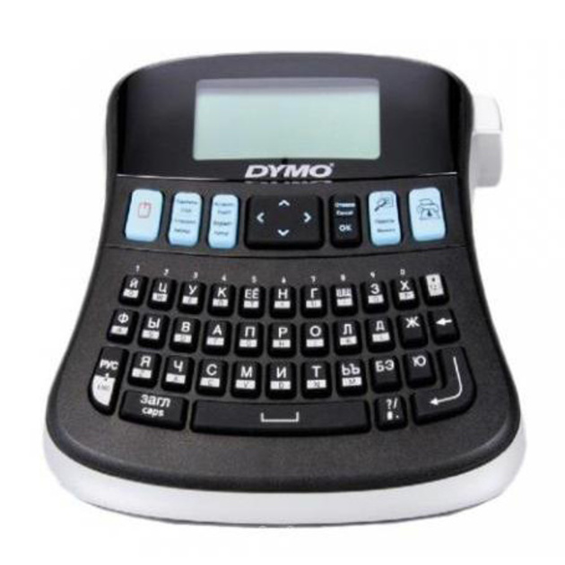 Принтер Dymo Label Manager 210D (Цвет: Black)