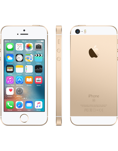 Смартфон Apple iPhone SE 32Gb (Цвет: Gold) EU