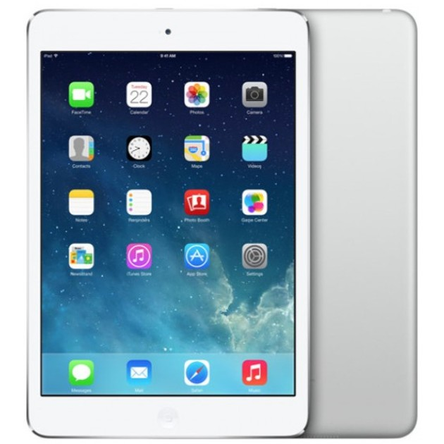 Планшет Apple iPad mini 2 32Gb Wi-Fi + Cellular (Цвет: Silver)