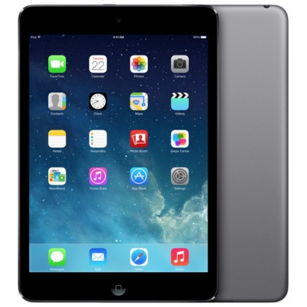 Планшет Apple iPad mini 2 16Gb Wi-Fi + Cellular (Цвет: Space Gray)