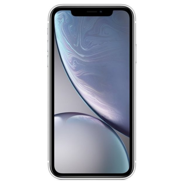 Смартфон Apple iPhone Xr 64Gb MRY52RU/A (Цвет: White)
