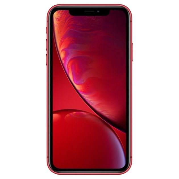 Смартфон Apple iPhone Xr 64Gb MRY62RU/A (Цвет: Red)