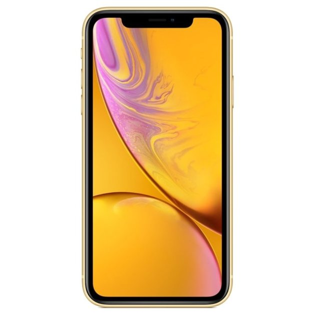Смартфон Apple iPhone Xr 64Gb MRY72RU/A (Цвет: Yellow)