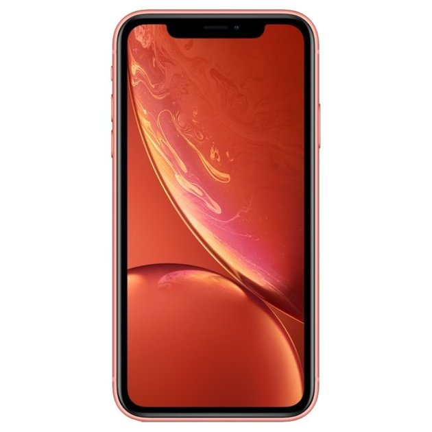 Смартфон Apple iPhone Xr 64Gb MRY82RU/A (Цвет: Coral)