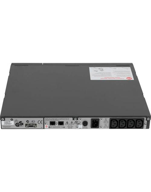 Резервный ИБП APC by Schneider Electric Smart-UPS SC SC450RMI1U