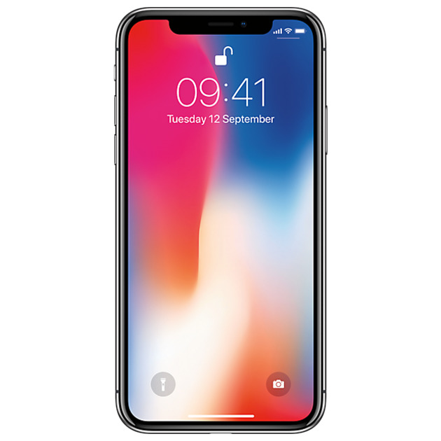 Смартфон Apple iPhone X 64Gb (Цвет: Space Gray)