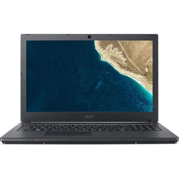 Ноутбук Acer TravelMate TMP2510-G2-M-59JB Core i5 8250U/8Gb/1Tb/Intel UHD Graphics 620/15.6/FHD (1920x1080)/Linux/black/WiFi/BT/Cam/3220mAh
