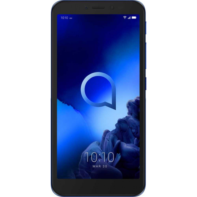 Смартфон Alcatel 1V 5001D 16Gb (Цвет: Metallic Blue)