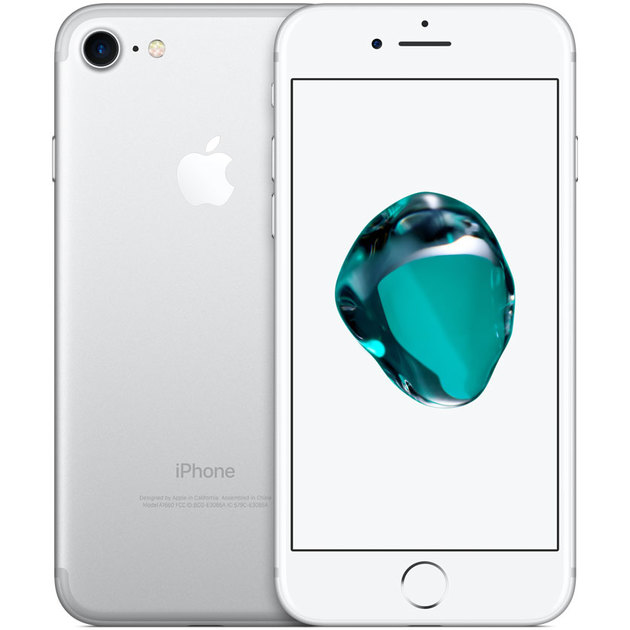Смартфон Apple iPhone 7 128Gb MN932RU/A (Цвет: Silver)