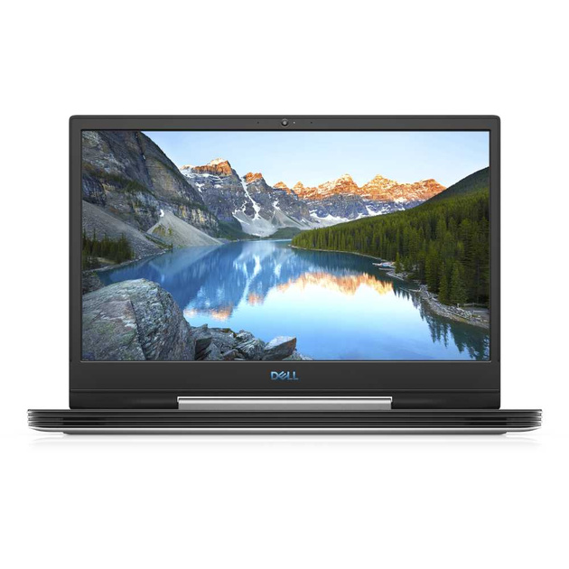 Ноутбук Dell G5 5590 Core i5 9300H/8Gb/SSD512Gb/nVidia GeForce GTX 1650 4Gb/15.6/IPS/FHD (1920x1080)/Linux/white/WiFi/BT/Cam