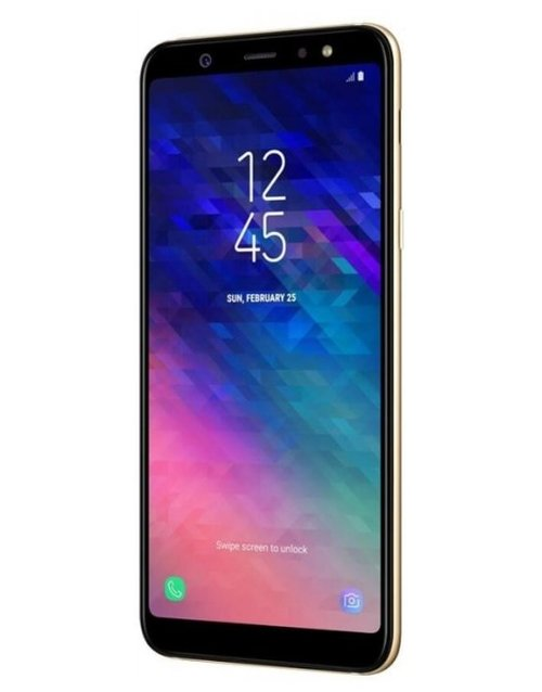 Смартфон Samsung Galaxy A6+ (2018) SM-A605FN/DS 32Gb (Цвет: Gold)
