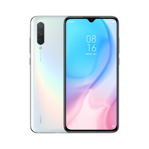 Смартфон Xiaomi Mi 9 Lite 6/64Gb Global (Цвет: Pearl White)
