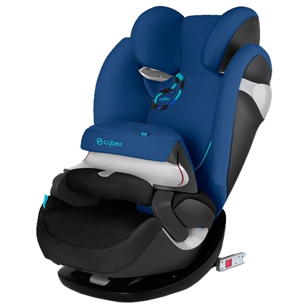 Автокресло Cybex Pallas M-Fix (Цвет: Royal Blue-Navy Blue)