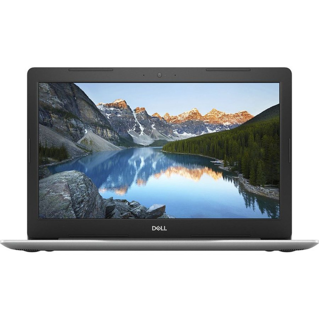 Ноутбук Dell Inspiron 5570 Core i5 7200U/4Gb/1Tb/DVD-RW/AMD Radeon 530 4Gb/15.6/FHD (1920x1080)/Windows 10/silver/WiFi/BT/Cam