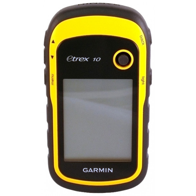 Навигатор Garmin eTrex 10 (yellow)