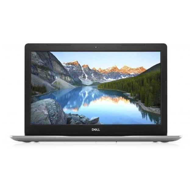 Ноутбук Dell Inspiron 5593 Core i3 1005G1/4Gb/SSD256Gb/Intel UHD Graphics 620/15.6/IPS/FHD (1920x1080)/Linux/silver/WiFi/BT/Cam