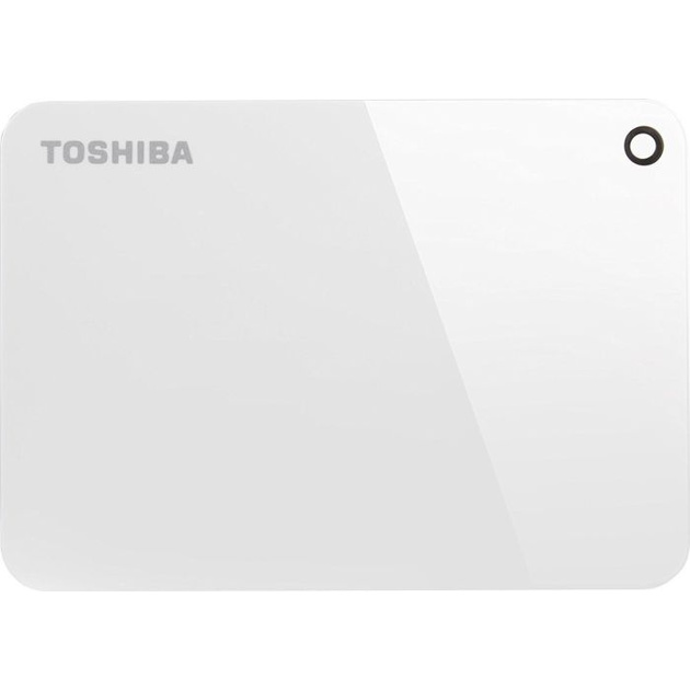 Жесткий диск Toshiba USB 3.0 1Tb HDTC910EW3AA Canvio Advance 2.5 (Цвет: White)
