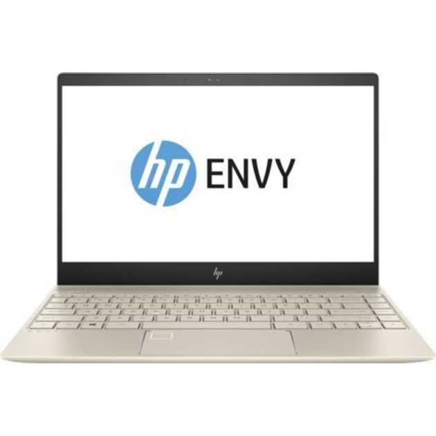 Ноутбук HP Envy 13-ad105ur Core i5 8250U/8Gb/SSD512Gb/nVidia GeForce Mx150 2Gb/13.3/IPS/FHD (1920x1080)/Windows 10 64/gold/WiFi/BT/Cam