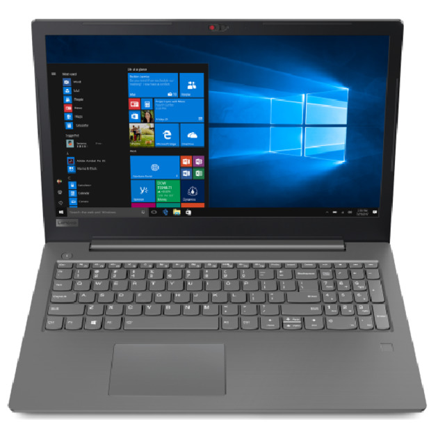 Ноутбук Lenovo V330-14IKB Core i5 8250U/8Gb/SSD256Gb/Intel UHD Graphics 620/14/TN/FHD (1920x1080)/Free DOS/dk.grey/WiFi/BT/Cam